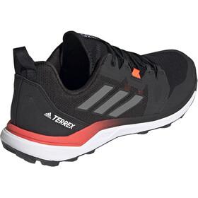 adidas TERREX Agravic Scarpe da Trail Running Uomo, nero/grigio